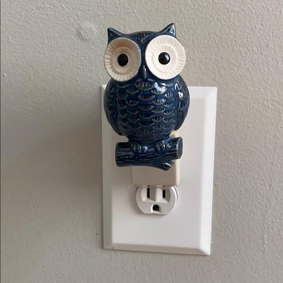 Ceramic Owl 🦉 Wallflower Plug